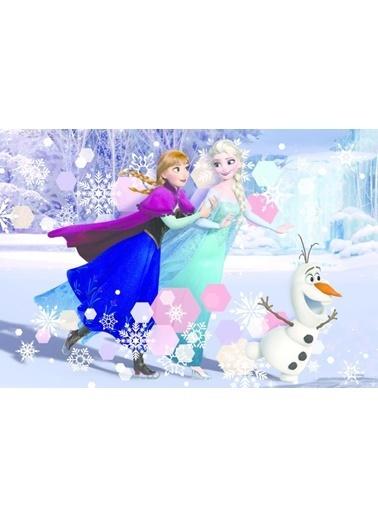 Trefl Trefl Puzzle Disney Frozen 160 Parça Puzzle Renkli